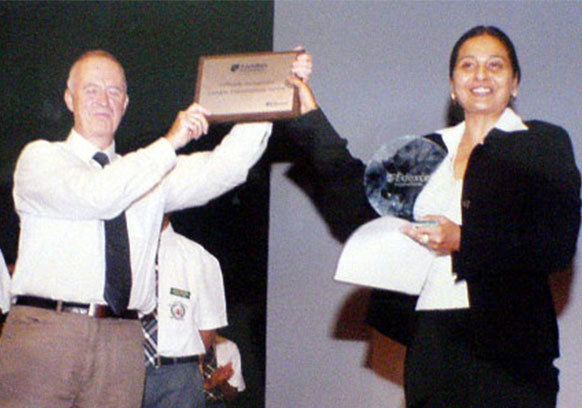 Rosetta Williams - Awards