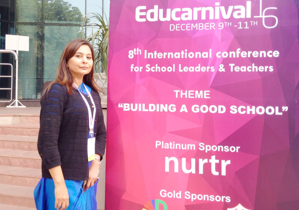 Educarnival - Dr. Rosetta Williams Gurgaon